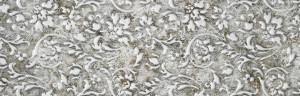 LL Floral Vintage Silver/Silver