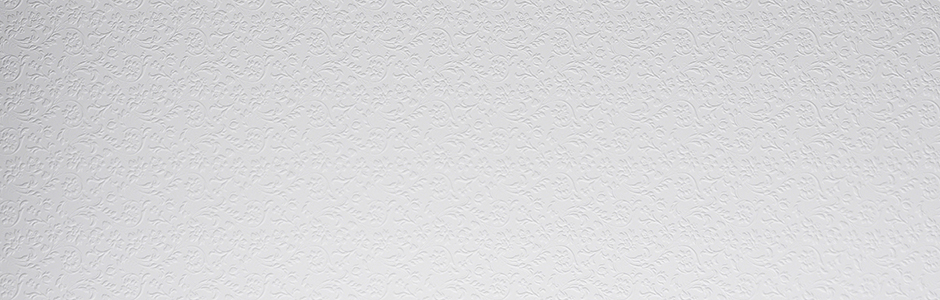 LL Floral White náhled celé desky